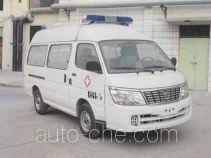 Yutong ZK5031XJH1 ambulance