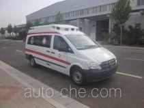 Yutong ZK5039XJH25 ambulance