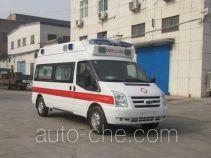 Yutong ZK5040XJH1 ambulance