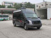 宇通牌ZK5040XLJ1型旅居车