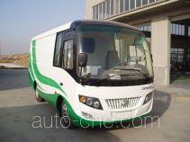 Yutong ZK5040XXY box van truck