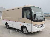 Yutong ZK5040XXY2 box van truck