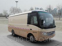 Yutong ZK5040XXY3 box van truck