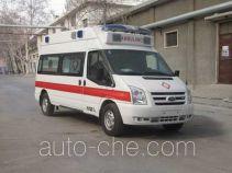 Yutong ZK5041XJH1 ambulance