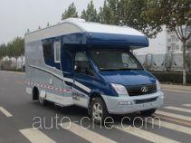 凯伦宾威牌ZK5041XLJ3型旅居车