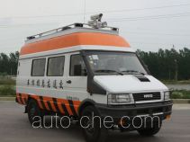 Yutong ZK5046XZH1 command vehicle
