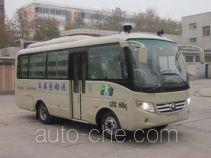 宇通牌ZK5070XTS2型图书馆车