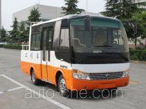 宇通牌ZK5080XGC3型工程车