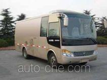 Yutong ZK5080XXY van truck