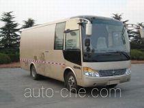 宇通牌ZK5080XXY4型厢式运输车
