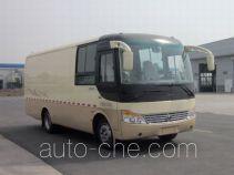 Yutong ZK5080XXYN1 box van truck