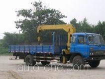 Yutong ZK5130JSQ truck mounted loader crane