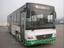 Yutong methanol city bus