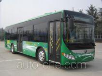 宇通牌ZK6105CHEVPG52型混合动力城市客车