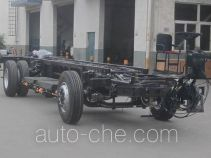Yutong ZK6106EVC9 electric bus chassis