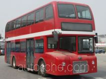 Yutong ZK6115HGS2 double decker city bus