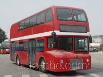 Yutong ZK6115HNGS1A double decker city bus