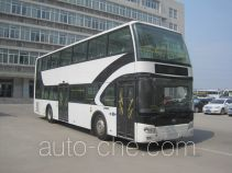 Yutong ZK6116CHEVGS2 hybrid double decker city bus