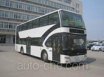 宇通牌ZK6116CHEVGS2型混合动力双层城市客车