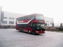Yutong ZK6116HGS double decker city bus