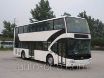 Yutong ZK6116HGS1 double decker city bus