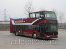 Yutong ZK6116HGSA9 double decker city bus