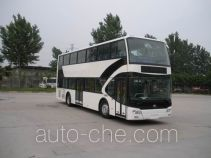 Yutong ZK6116HNGSAA double decker city bus