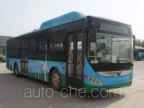 宇通牌ZK6120CHEVNPG11型混合动力城市客车