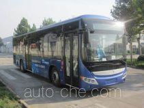 Hydraulic hybrid electric city bus