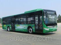 宇通牌ZK6125BEVG6型纯电动城市客车