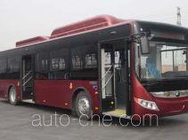 宇通牌ZK6125CHEVNG3型混合动力城市客车
