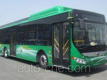 宇通牌ZK6125CHEVNPG26型混合动力城市客车