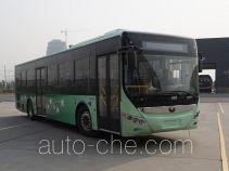 宇通牌ZK6125CHEVPG42型混合动力城市客车