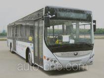 宇通牌ZK6125CHEVPG2型混合动力城市客车