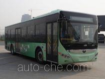宇通牌ZK6125CHEVPG22型混合动力城市客车