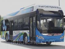 宇通牌ZK6125FCEVG2型燃料电池城市客车