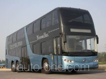 Yutong ZK6140HGSA9 double decker city bus