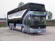 Yutong ZK6146HGSA double decker city bus