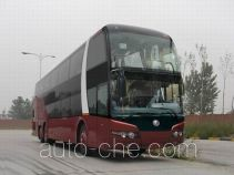 Yutong double-decker bus