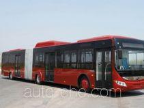 宇通牌ZK6180CHEVNPG4型混合动力铰接城市客车