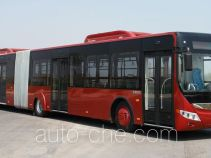 Yutong articulated bus
