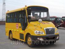 Yutong ZK6559DX78 preschool school bus