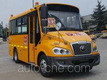 Yutong ZK6579DX53 preschool school bus