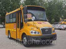Yutong ZK6579DX7 preschool school bus