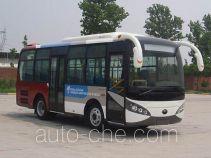 宇通牌ZK6741HGA9型城市客车