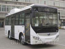 宇通牌ZK6775HNG2型城市客车