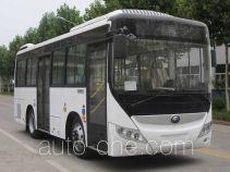 宇通牌ZK6825HG2A型城市客车
