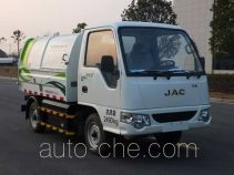 Zoomlion ZLJ5020ZLJHFBEV electric dump garbage truck