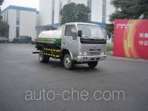 Zoomlion ZLJ5050GZXE3 biogas digester sewage suction truck