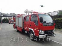 Zoomlion ZLJ5060TXFJY68 fire rescue vehicle